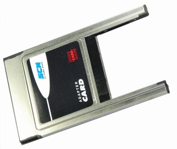 ADP-CF Type II - PCMCIA CompactFlash Adapter Type II