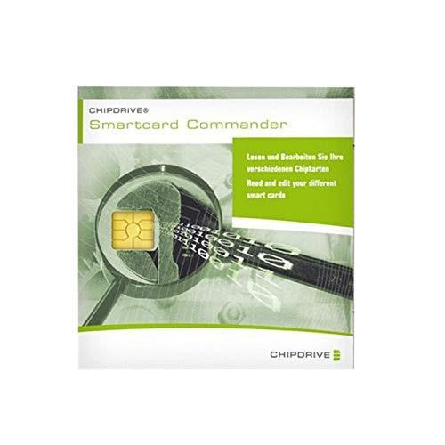 CHIPDRIVE SmartCard Commander (Lizenz) Software - Lesen/schreiben der SIM, diverser andere Karten