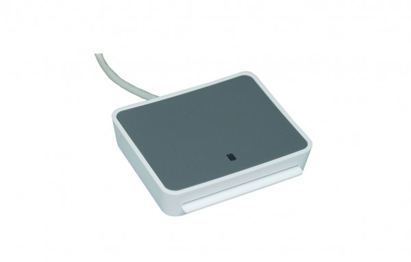 SCR uTrust 2700 F Smart card Leser / Chipkarten Leser USB 2.0 CCID, upgradable Firmware