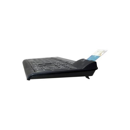 SCR339 ES - Tastatur mit Kartenleser / Tastaturlayout Spanisch QWERTZ