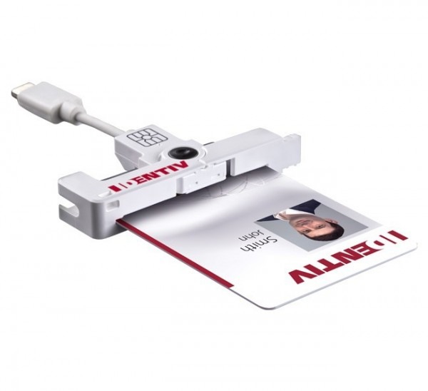 SCM uTrust SCR3500 C Type C Stecker - kompakter Kartenleser für kontaktbehaftete Chipkarten