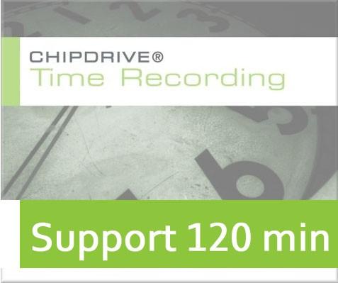 TimeRecording Support 120 min