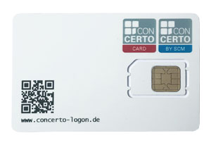 ConCERTO Logon Stand-Alone Passwort Manager